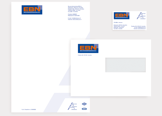 EBN-briefpapier