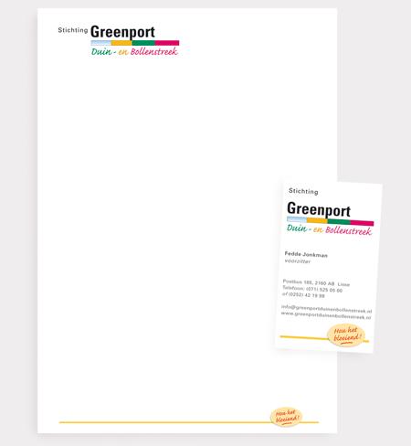Greenport-huisstijl