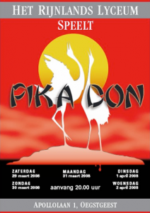 Pikadon-poster